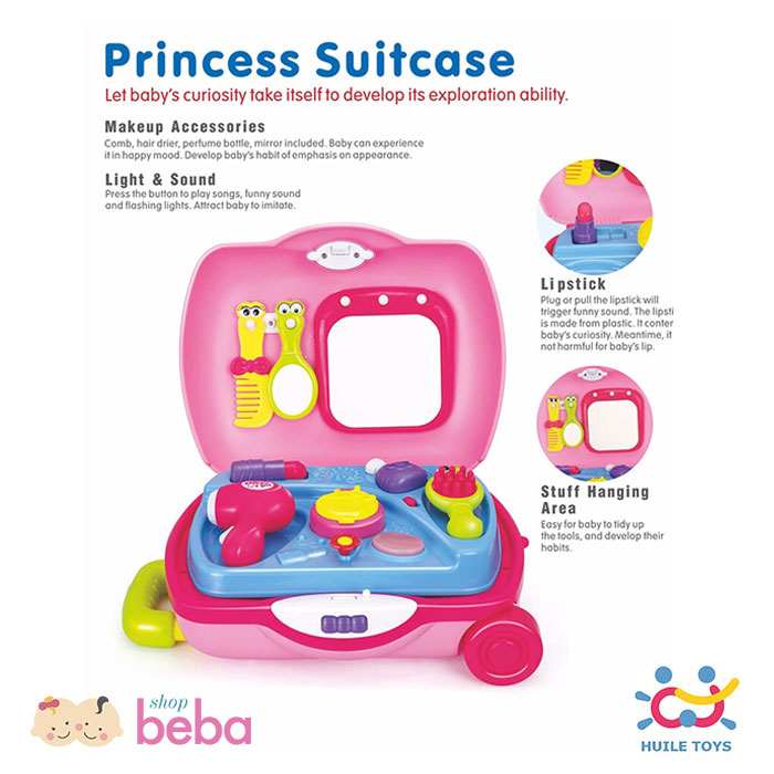 Igračka - Koferčić Princess set